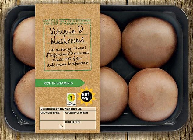 vitamine-d-mushroom